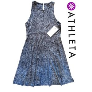 Athleta- Santorini Thera Print Dress